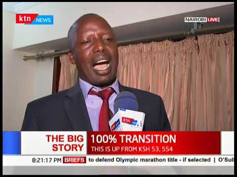 Concern over 100%  secondary transition as government hike school fee to sh.69,402   The Big Story