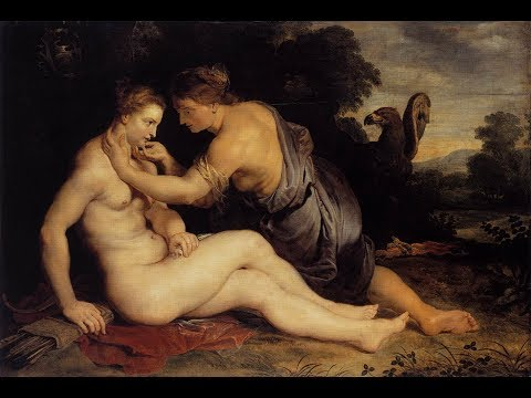Peter Paul Rubens - Mythological Paintings