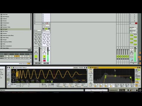 How to Make a Dub Beat in Ableton Live