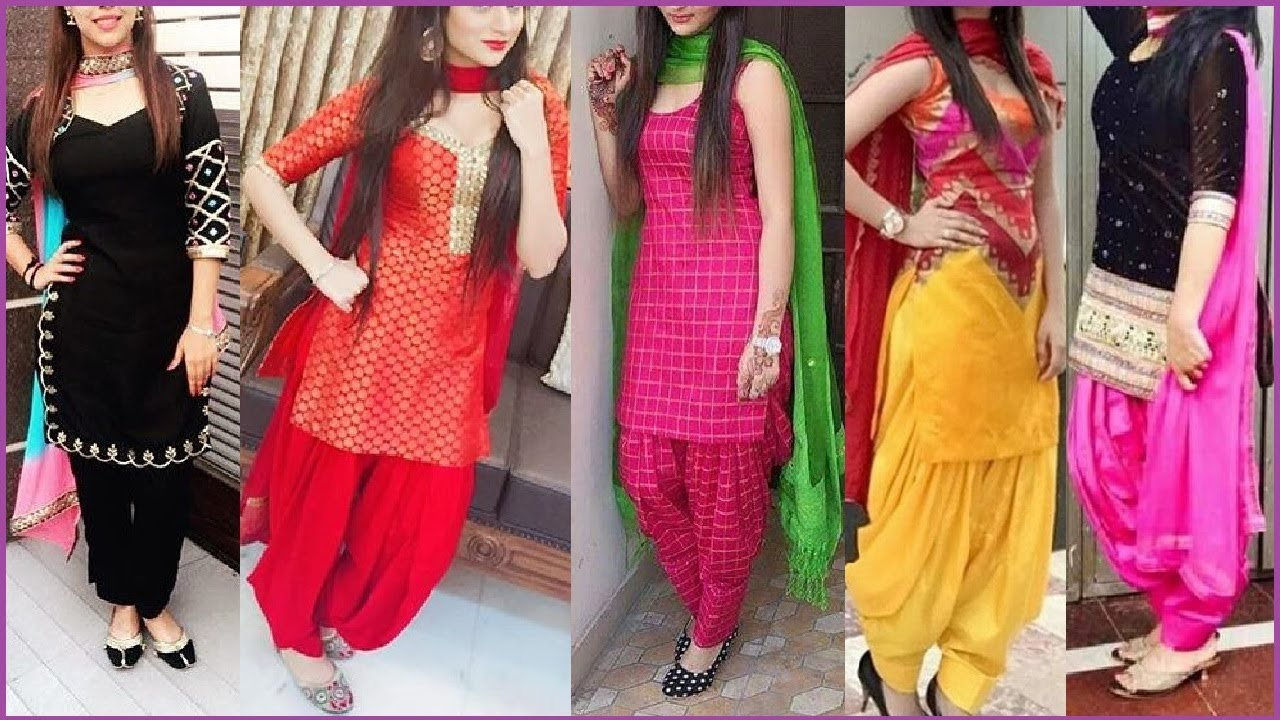 Latest Designer Punjabi Suits Designs Latest Punjabi Suit Punjabi Suit Boutique Style Suits Youtube