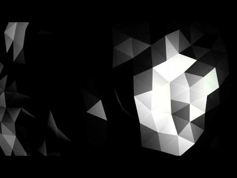 Free Footage - Black Triangles - Abstract - FullHD