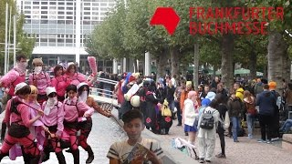 Frankfurter Buchmesse 2015 -  Cosplay, Anime & Manga