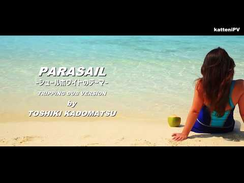 PARASAIL〜シュールホワイトのテ...