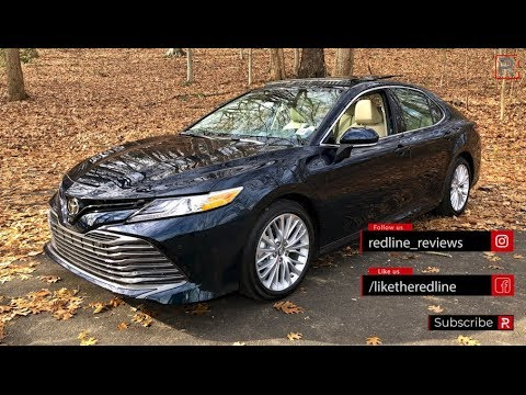 2019 Toyota Camry XLE – The Quintessential Family Sedan