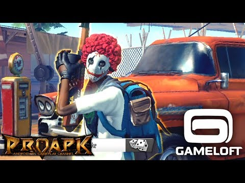Dead Rivals Gameloft Gameplay Android / iOS - Ultra Graphics 1080p/60fps (Open World MMORPG)