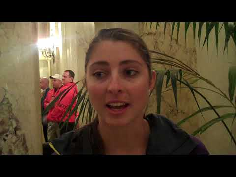 Unknown Sarah Sellers After Surprise 2nd Place Finish at Boston Marathon