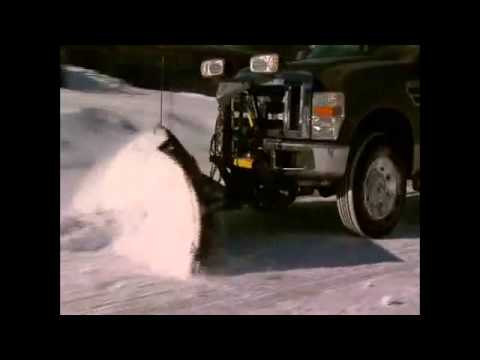 FISHER® XBLADE™ Snowplow