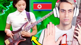 These North Korean Bassists Need to be STOPPED