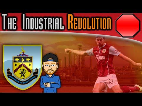 Burnley Industrial Revolution Career Mode Stream