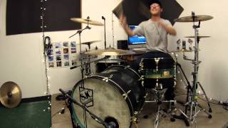 Within The Ruins Drum Cover; Terminal HD