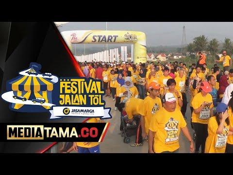 5.000 Peserta Meriahkan Festival Jalan Tol Bawen-Salatiga