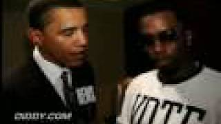 "Diddy Obama Blog:  Diddy a.k.a ""Ciroc Obama"" Meets Barack Obama for the First Time Four Years Ago"