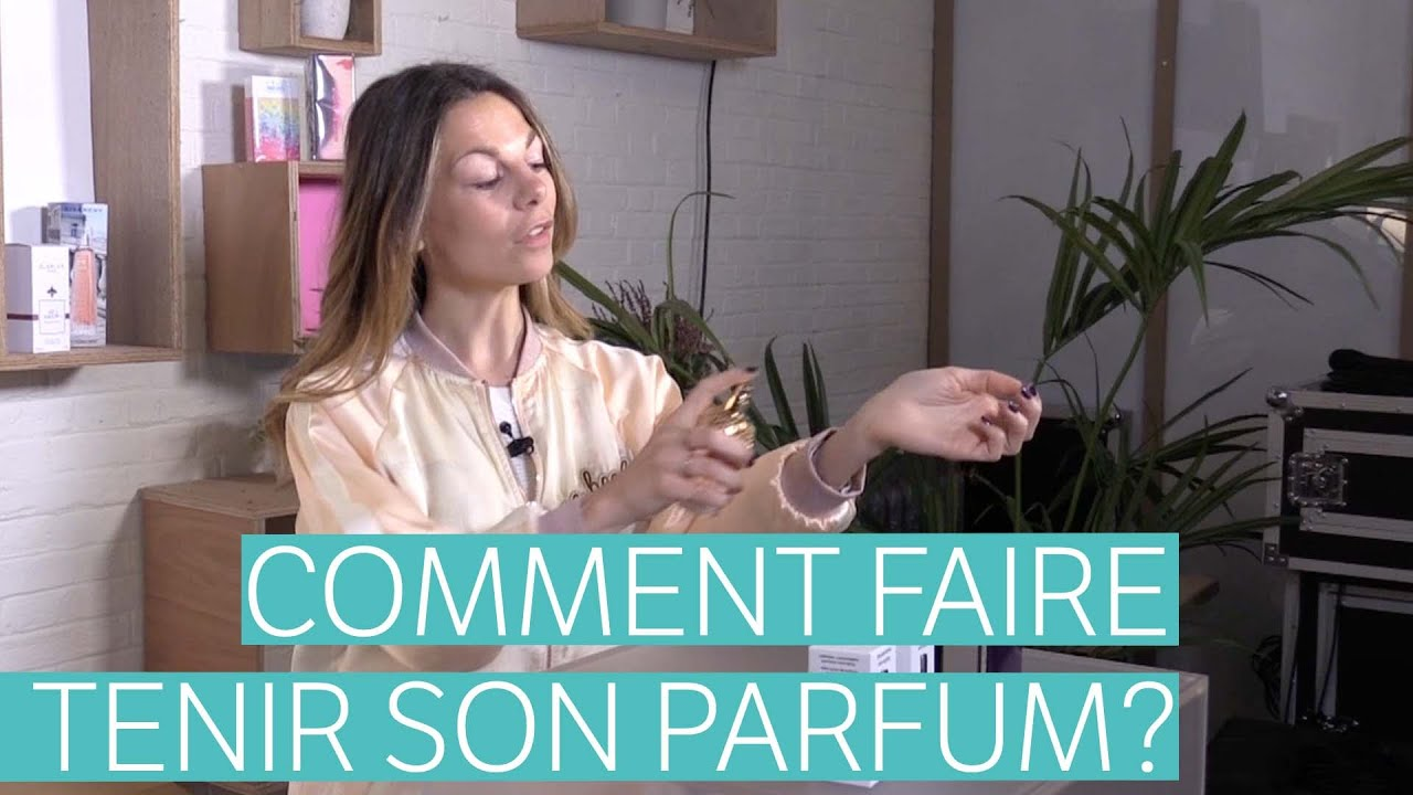 comment faire tenir son parfum youtube. Black Bedroom Furniture Sets. Home Design Ideas