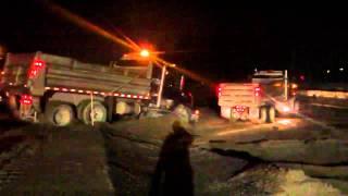 2 dumb dump truck drivers