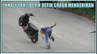 Download Innalillahi, Live Detik Detik Mengerikan Pengendara Motor Crash di Tanjakan Sitinjau Lauik