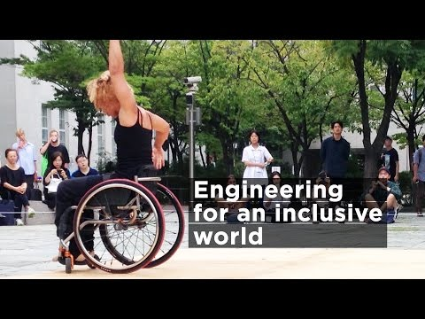 Sara Hendren: Engineering for an Inclusive World!