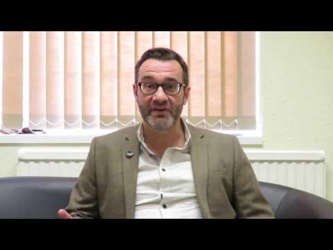 Rick Henderson visits Expert Citizens & VOICES