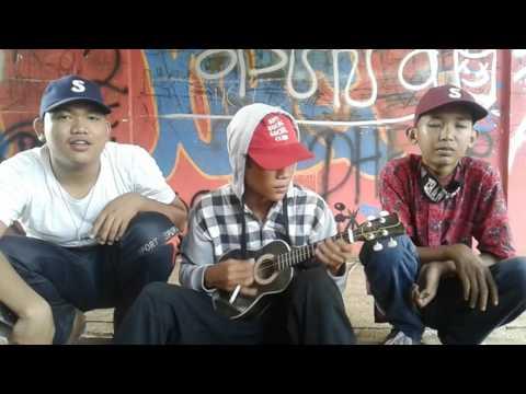 Brother Tongablu107Cileungsi-Cinta segitiga+Terlambat Sudah(Cover)