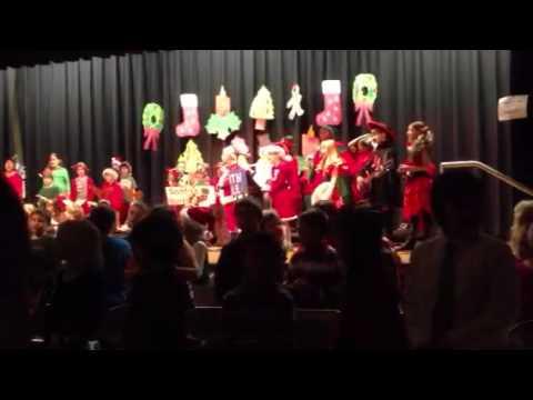 Wenonah school play