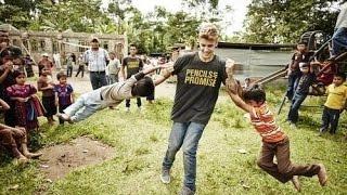 Justin Bieber Building School in Guatemala, Pencils of Promise 2013 | Video from his album Journals