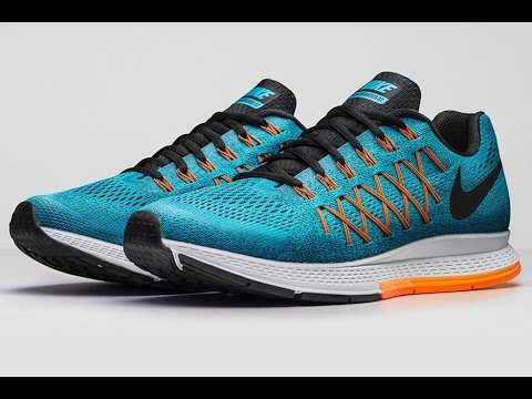 buy online 65bbe da53e Nike Air Zoom Pegasus 32 Unboxing, Review  On Foot