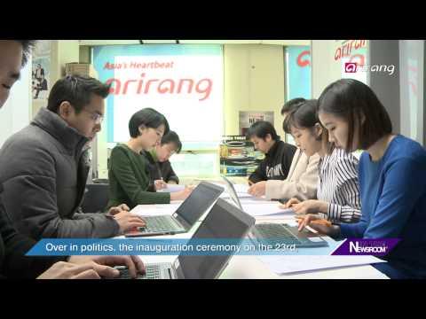 In the Newsroom Ep106 Eoh Jin-joo Jim Rogers