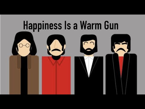 Happiness Is A Warm Gun / THE BEATLES / Subtítulos Español