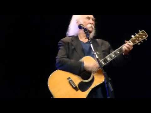 David Crosby  Cowboy Movie (never  played Live since 30 years) Live in Italy 2014