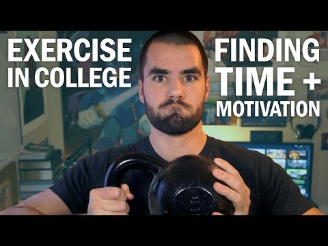 How to Exercise More as a Student College Info Geek