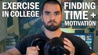 How to Exercise More as a Student - College Info Geek