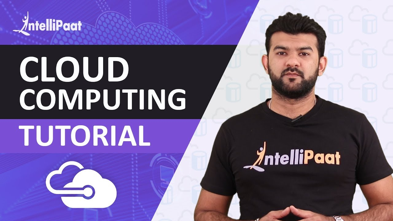 Cloud Computing Tutorial | Cloud Computing Explained | What is Cloud Computing