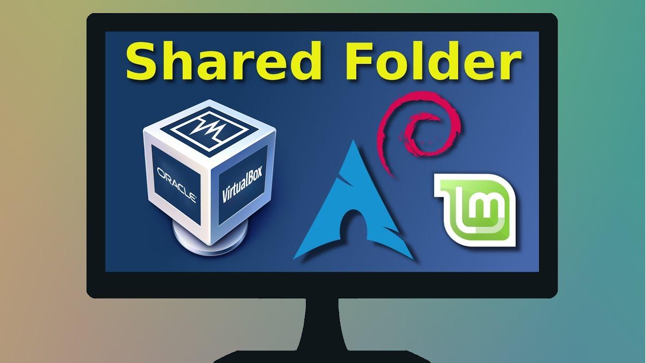 how to create a shared folder ubuntu