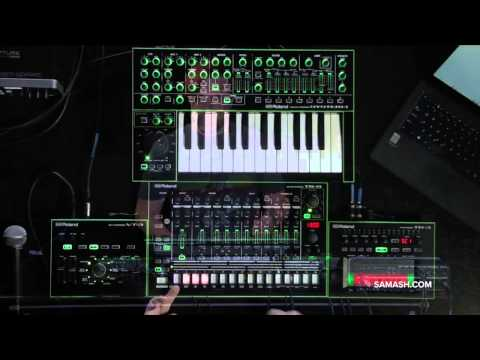 Roland Aira Demo  Sam Ash Music