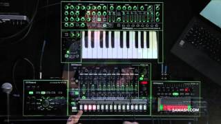Roland Aira Demo - Sam Ash Music