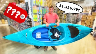 Guess The Price, I Buy It Challenge (Fishing!)