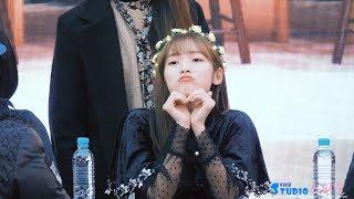 180121 오마이걸 아린 직캠 OH MY GIRL Arin fancam (고양 오마이걸 팬사인회) by Spinel