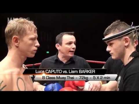 RCL1 - Liam Barker vs Luca Caputo