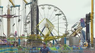 2 People Hurt After Ferris Wheel Accident At Fair In York, Pennsylvania