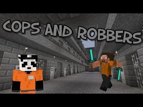 COPS AND ROBBERS | I'M THE WARDEN