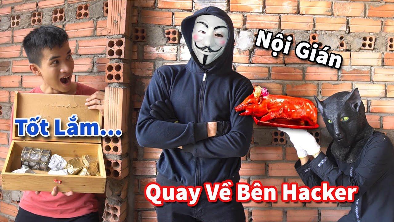 Su Hào Đoạt Lại Kho Báu Từ Tay Hacker - Tập 16 (Steal Hackers' Treasure)