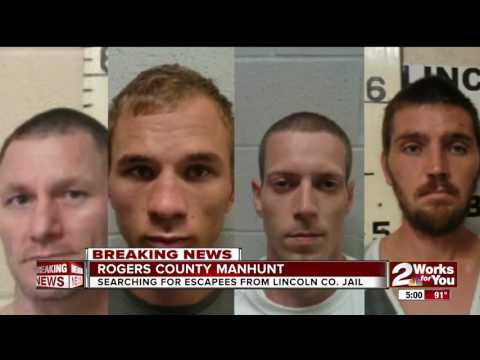 Searching for inmates from Lincoln Co  jail - YouTube