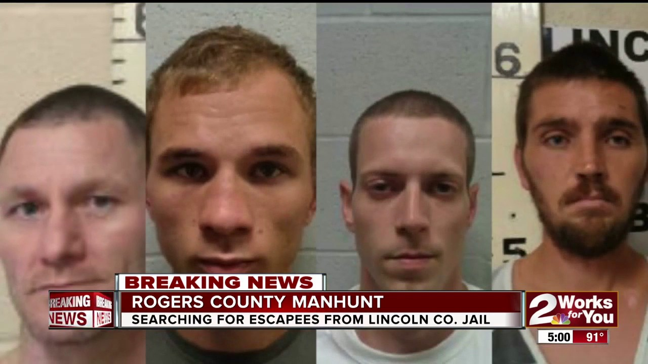 Searching for inmates from Lincoln Co  jail