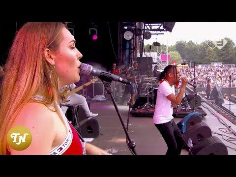 Ronnie Flex & Deuxperience  - Energie (Live @ Pinkpop 2018)
