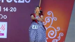 KERALA SCHOOL KALOLSAVAM 2013...FOLK DANCE...SHOORPPANAKHA...
