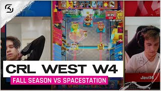 CRL West Fall Season 2020 Week 4 | SK Gaming vs Spacestation | M
