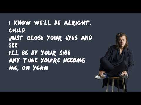 Walking In The Wind - One Direction (Lyrics)
