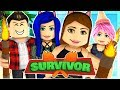 ROBLOX TV - MY FIRST TIME BEING ON REALITY TV IN ROBLOX! (Roblox Survivor) #1