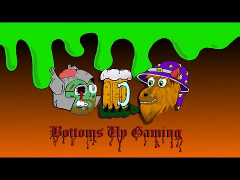 Bottoms Up Gaming Live:  Night of the Living Stream