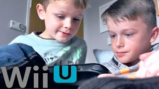 Nintendo Wii U - Top 5 Family Games