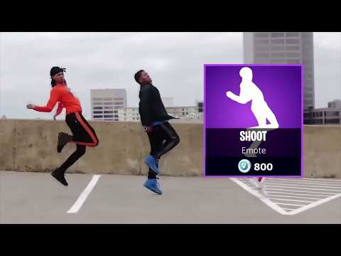 Dances that should be added to fortnite